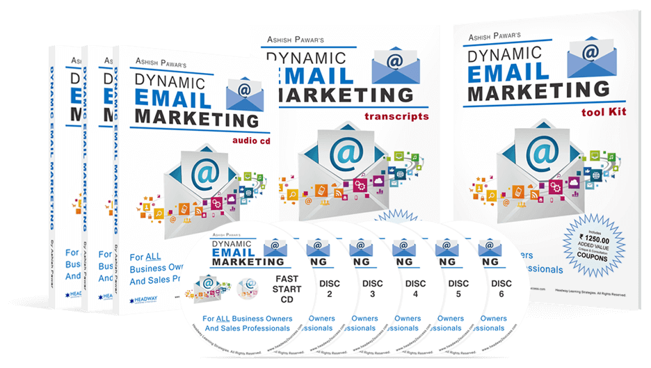 DYNAMIC EMAIL MARKETING